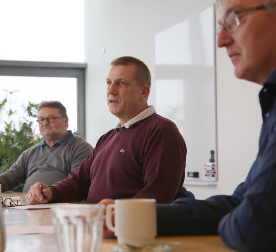 M.J. Eriksson og Østergaard Entreprise etablerer 8 km rør i Jelling<